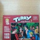 Cómics: TERRY Y LOS PIRATAS #2 (BIBLIOTECA GRANDES DEL COMIC). Lote 156841725