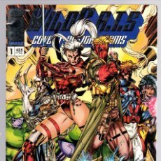 Cómics: WILDC.A.T.S. COVERT ACTION TEAMS. NUM. 1-5-6-7-8-9. Lote 156854077