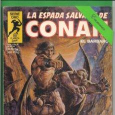 Cómics: LA ESPADA SALVAJE DE CONAN EL BÁRBARO - Nº 24 - LOS HABITANTES DE LAS CAVERNAS - PLANETA.. Lote 157207514