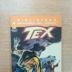 Cómics: TEX #1 (BIBLIOTECA GRANDES DEL COMIC). Lote 157241016
