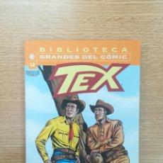 Cómics: TEX #12 (BIBLIOTECA GRANDES DEL COMIC). Lote 157241048