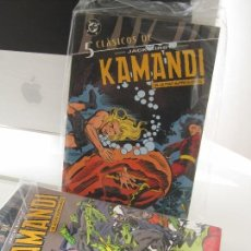 Cómics: KAMANDI--- CLASICOS DE JACK KIRBY --DC--COMPLETA ----NUEVA--PLANETA. Lote 157372222