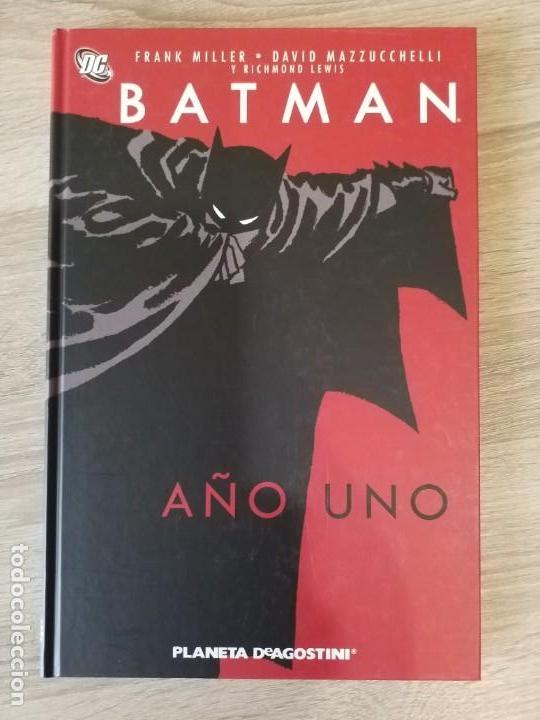 BATMAN AÑO UNO FRANK MILLER Y DAVID MAZZUCCHELLI ABSOLUTE PLANETA (Tebeos y Comics - Planeta)