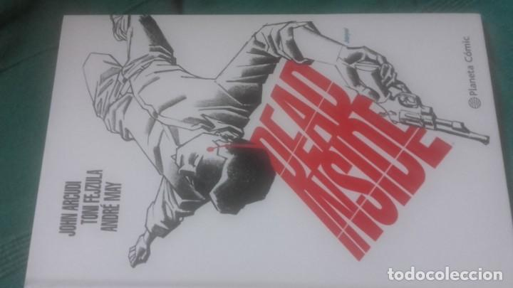 DEAD INSIDE - PLANETA - JOHN ARCUDI Y TONI FEJZULA - VED INDICACXIONES (Tebeos y Comics - Planeta)