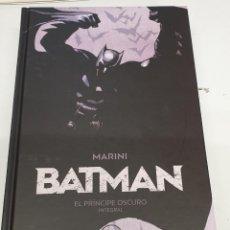 Cómics: BATMAN : EL PRINCIPE OSCURO - INTEGRAL / MARINI / DC - ECC. Lote 158229306