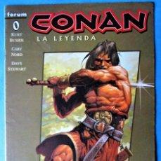 Cómics: CONAN LA LEYENDA Nº 0 - PLANETA 2005 ''BUEN ESTADO''. Lote 158486798