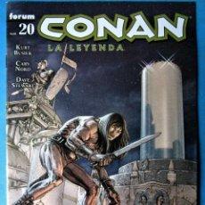 Cómics - CONAN LA LEYENDA Nº 20 - PLANETA 2005 ''MUY BUEN ESTADO'' - 158486830