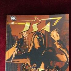 Cómics: DC PLANETA - JSA NUM. 2 JSA VS KOBRA. Lote 159192938