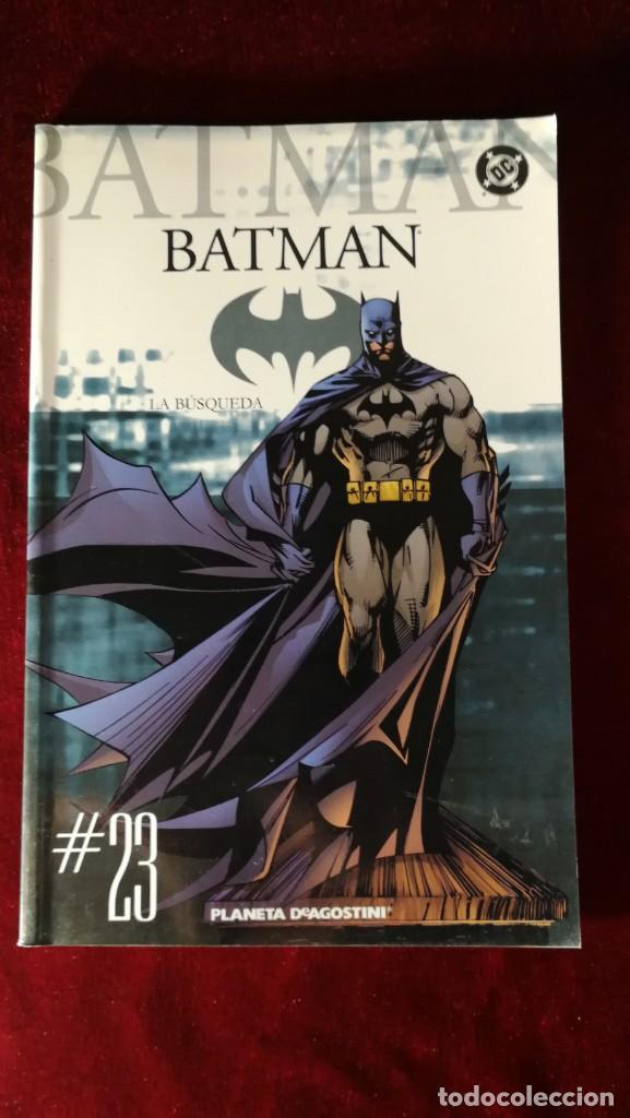 DC PLANETA - BATMAN #23 LA BUSQUEDA (Tebeos y Comics - Planeta)