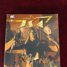 Cómics: DC PLANETA - JSA NUM. 2 JSA VS KOBRA. Lote 159509478