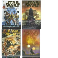 Cómics: STAR WARS 1-6 (2015). Lote 159611426