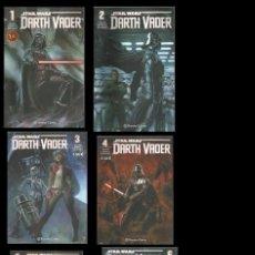 Cómics: DARTH VADER 1-6 (2015). Lote 159612262