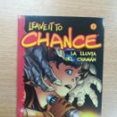 Cómics: LEAVE IT TO CHANCE #1. Lote 160008034