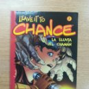 Cómics: LEAVE IT TO CHANCE #1. Lote 160008046