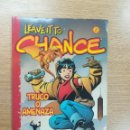Cómics: LEAVE IT TO CHANCE #2. Lote 160008050