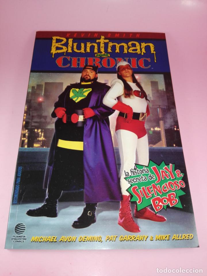Cómics: comic-bluntman and crhonic-kevin smith-2001-nuevo-ver fotos - Foto 2 - 160051706