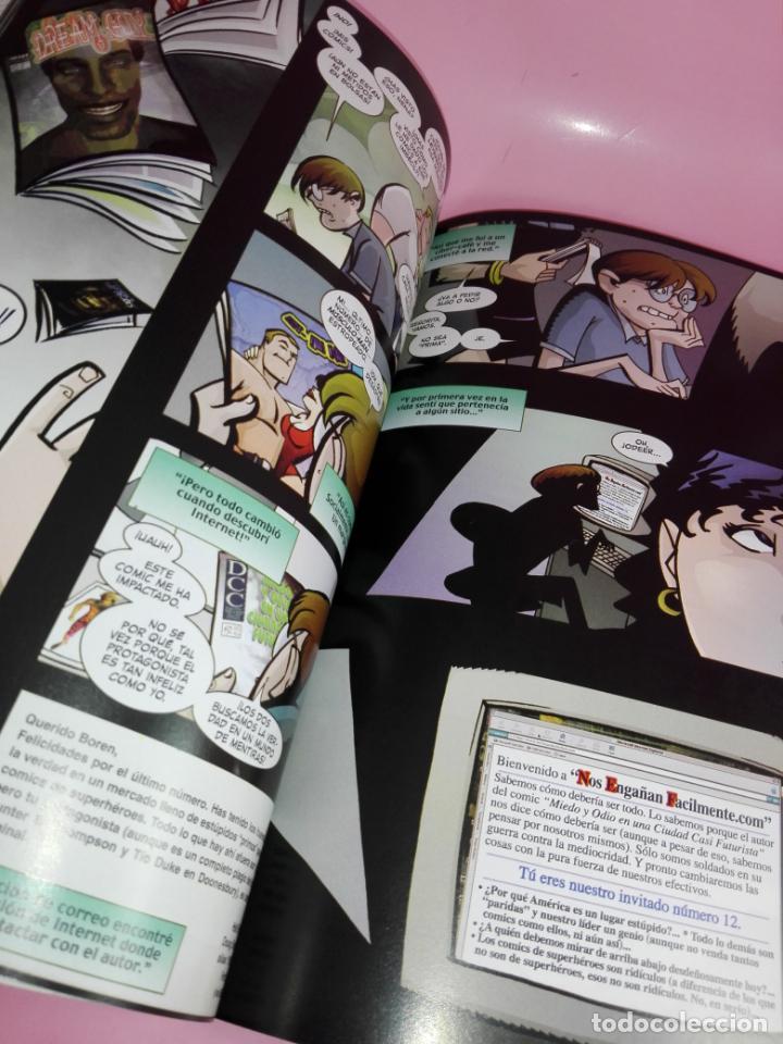 Cómics: comic-bluntman and crhonic-kevin smith-2001-nuevo-ver fotos - Foto 8 - 160051706