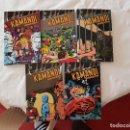 Cómics: CLASICOS DC: KAMANDI (COMPLETA, 5 TOMITOS B/N, JACK KIRBY, ED PLANETA). Lote 160262038