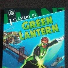 Comics : CLÁSICOS DC: GREEN LANTERN Nº 1 (PLANETA-DE AGOSTINI, 2007) JOHN BROOME, GIL KANE. Lote 160454986