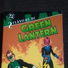 Comics : CLÁSICOS DC: GREEN LANTERN Nº 2 (PLANETA-DE AGOSTINI, 2007) JOHN BROOME, GIL KANE. Lote 160457198