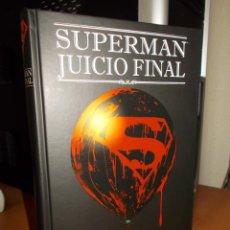 Cómics: SUPERMAN JUICIO FINAL (PLANETA). Lote 160521018