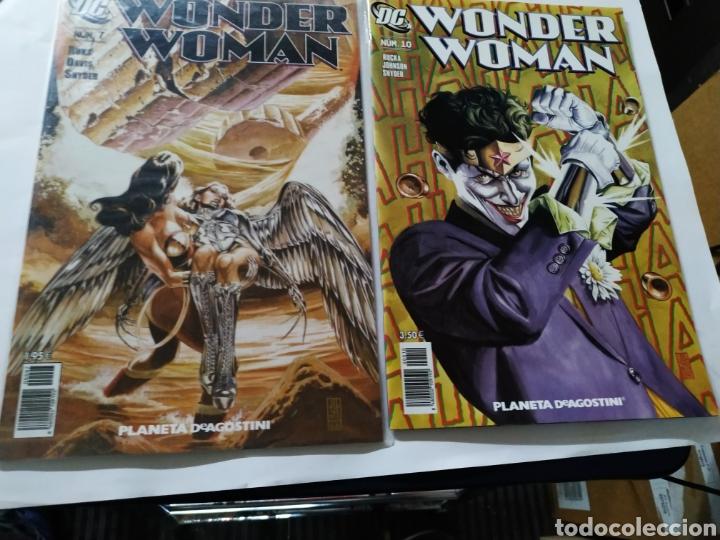 Cómics: Wonder Woman Vol. 1 Lote de 6 N° 1-5-7-10-12-14 - Foto 2 - 161244568