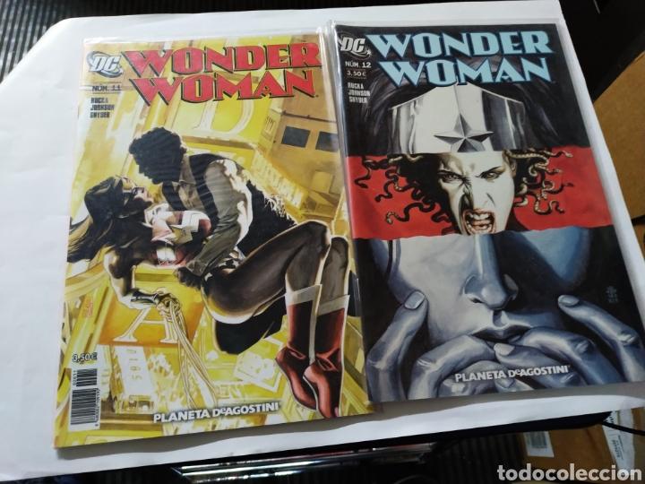 Cómics: Wonder Woman Vol. 1 Lote de 6 N° 1-5-7-10-12-14 - Foto 3 - 161244568