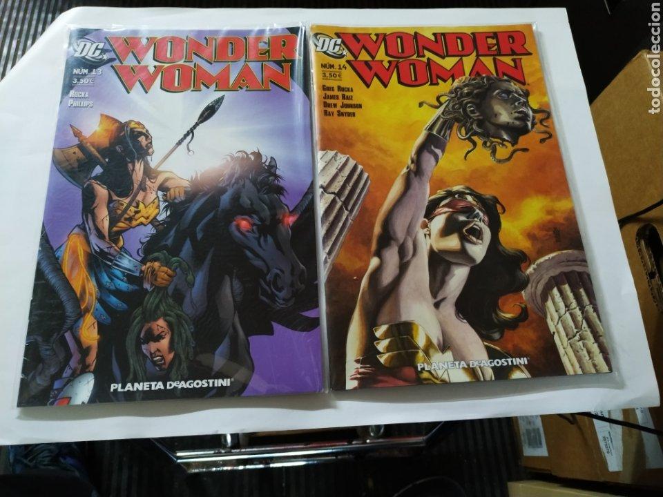 Cómics: Wonder Woman Vol. 1 Lote de 6 N° 1-5-7-10-12-14 - Foto 4 - 161244568