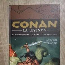 Cómics: CONAN LA LEYENDA 4, 04 MUY BUEN ESTADO . Lote 161712618