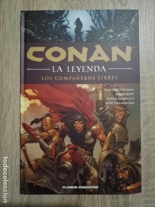 CONAN LA LEYENDA 9, 09 (Tebeos y Comics - Planeta)