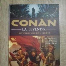 Cómics: CONAN LA LEYENDA 9, 09 . Lote 161713638
