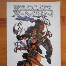 Fumetti: WILDCATS / X-MEN - WILDC.A.T.S - WORLD COMICS (FF). Lote 161894366