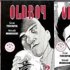Cómics: OLDBOY 1, 2, 3 - 3 TOMOS. Lote 162733433