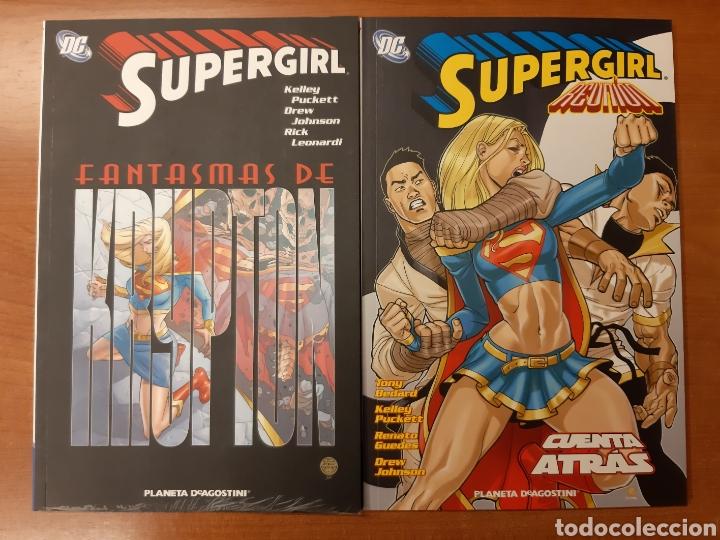 Cómics: Supergirl 1 al 7 completa ¡Impecable! - Foto 3 - 162825054