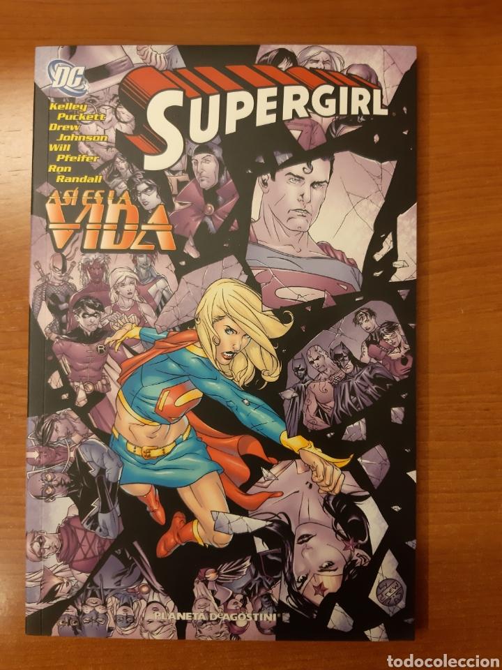Cómics: Supergirl 1 al 7 completa ¡Impecable! - Foto 4 - 162825054