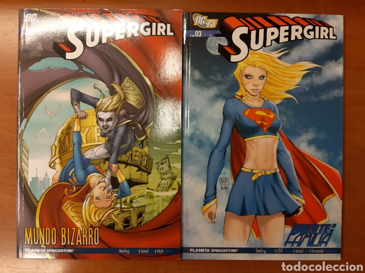 Cómics: Supergirl 1 al 4 completa ¡Impecable! - Foto 2 - 162826514