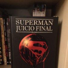 Cómics: JUICIO FINAL INTEGRAL SUPERMAN. Lote 162899262
