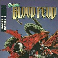 Cómics: SPAWN: BLOOD FEUD LIBROS IMAGE EDITORIAL PLANETA-DEAGOSTINI, S. A. · WORLD COMICS. Lote 163315614