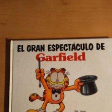 Cómics: LOS TESOROS DE GARFIELD # 2 EL GRAN ESPECTÁCULO DE GARFIELD. Lote 163516909