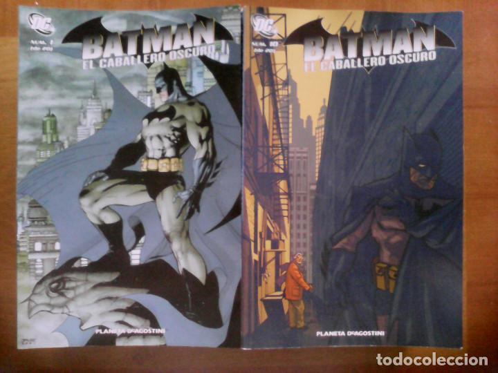 BATMAN. EL CABALLERO OSCURO. 2º COLECCIONABLE. COMPLETA. (Tebeos y Comics - Planeta)