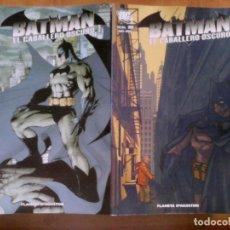 Cómics: BATMAN. EL CABALLERO OSCURO. 2º COLECCIONABLE. COMPLETA.. Lote 163751306