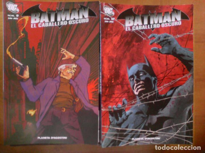 Cómics: Batman. El Caballero Oscuro. 2º Coleccionable. Completa. - Foto 2 - 163751306