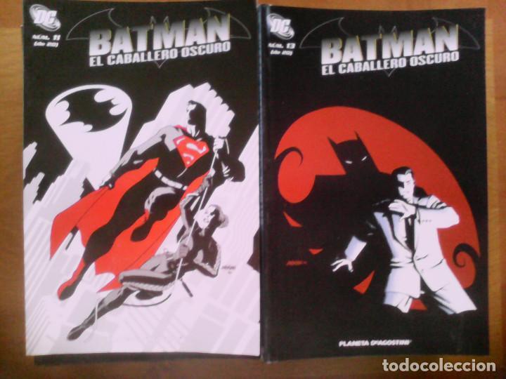 Cómics: Batman. El Caballero Oscuro. 2º Coleccionable. Completa. - Foto 3 - 163751306
