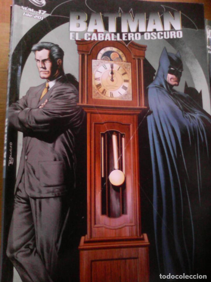 Cómics: Batman. El Caballero Oscuro. 2º Coleccionable. Completa. - Foto 4 - 163751306