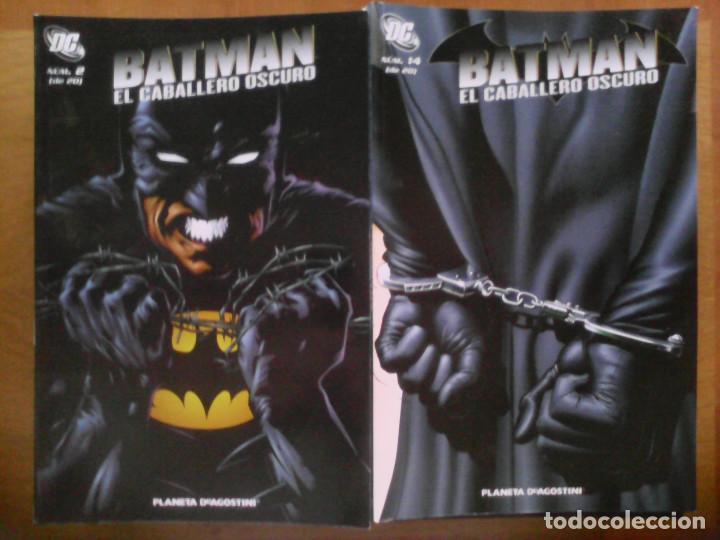 Cómics: Batman. El Caballero Oscuro. 2º Coleccionable. Completa. - Foto 5 - 163751306
