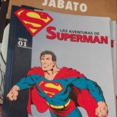 Cómics: LAS AVENTURAS DE SUPERMAN PLANETA DE AGSOTINI 4 PRIMEROS NUMEROS. Lote 165166790