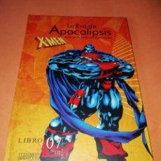 Cómics: LA ERA DE APOCALIPSIS . LIBRO 07. . Lote 165373254