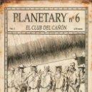Cómics: PLANETARY VOLUMEN 2 NÚMERO 6 WORLD CÓMICS WILDSTORM. Lote 165532714
