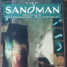 Cómics: SANDMAN. Lote 166087206