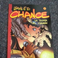 Comics: LEAVE IT TO CHANCE Nº 1 - JAMES ROBINSON & PAUL SMITH. Lote 166264374